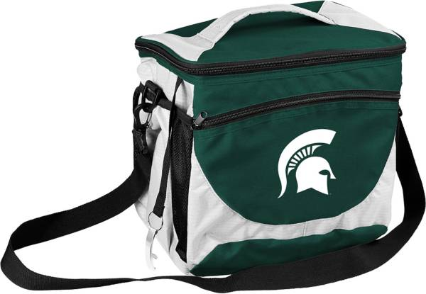Michigan State Spartans 24 Can Cooler product image