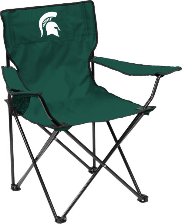 Michigan State Spartans Team-Colored Canvas Chair product image