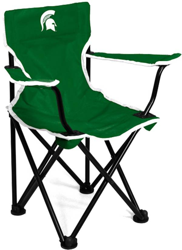 Michigan State Spartans Kids Logo Chair product image