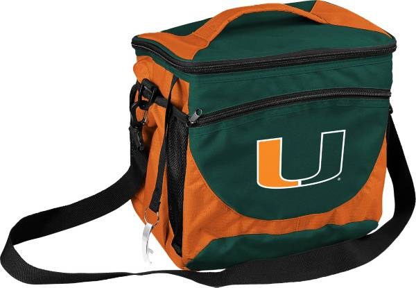 Miami Hurricanes 24-Can Cooler product image