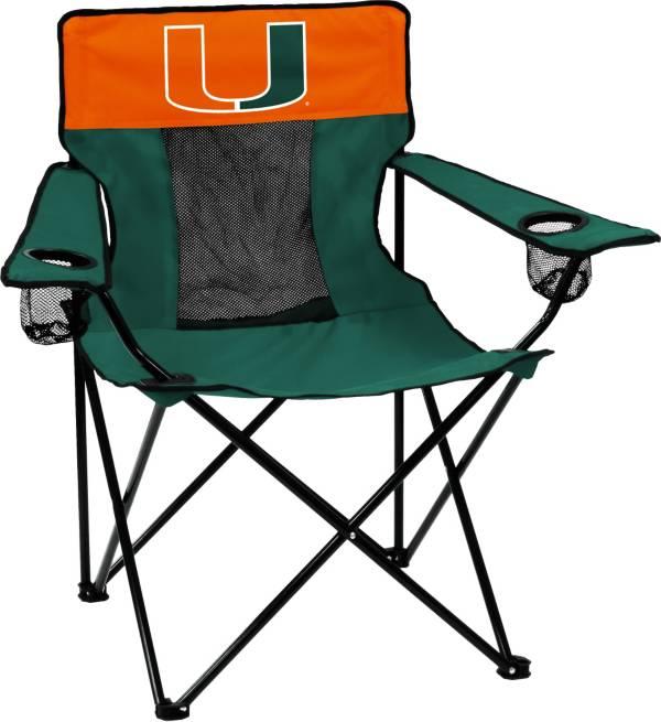 Miami Hurricanes Elite Chair product image