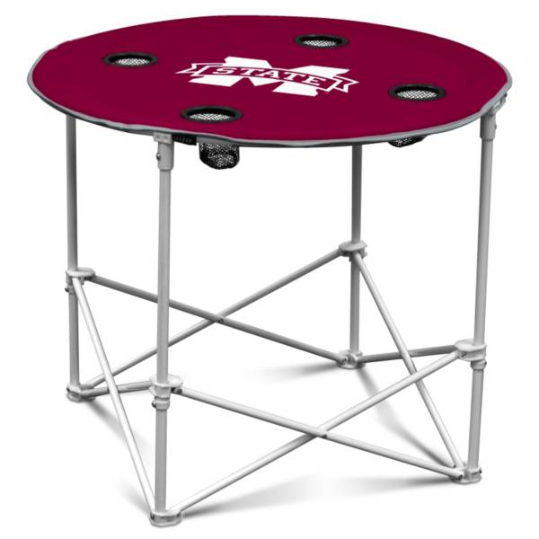 Mississippi State Bulldogs Portable Round Table product image