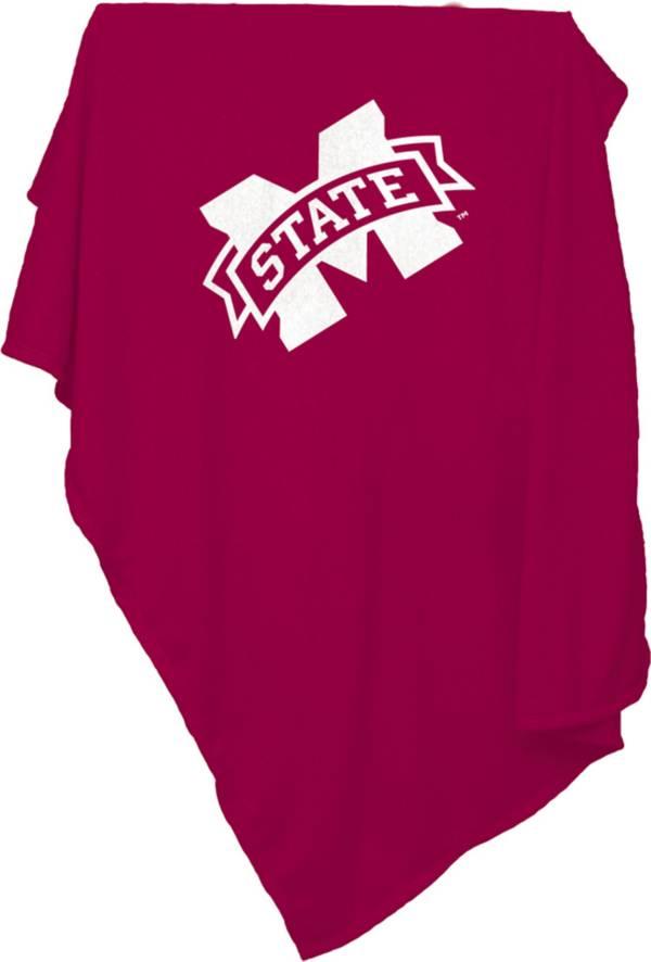 Mississippi State 54'' x 84'' Blanket Sweatshirt Throw product image