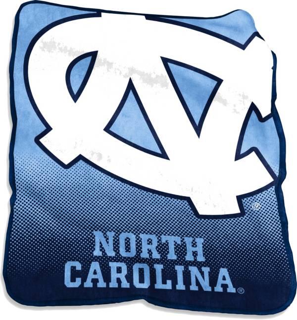 North Carolina Tar Heels Raschel Throw product image