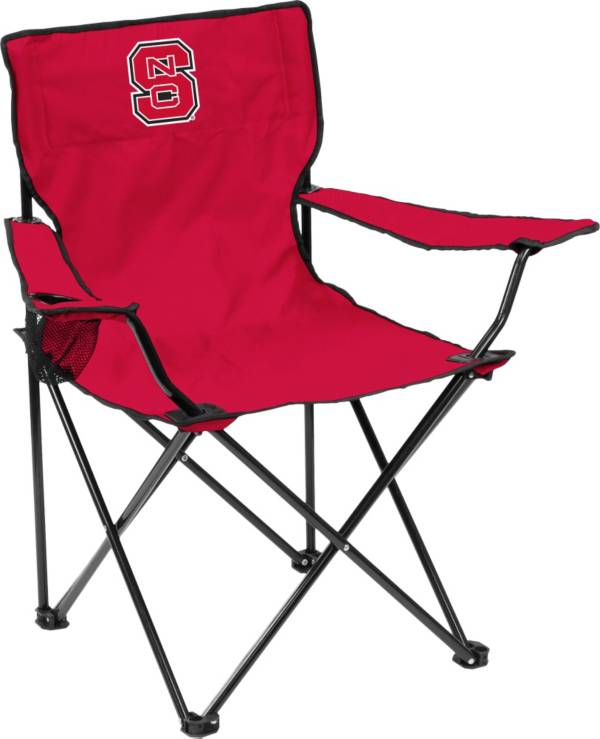 NC State Wolfpack Team-Colored Canvas Chair product image