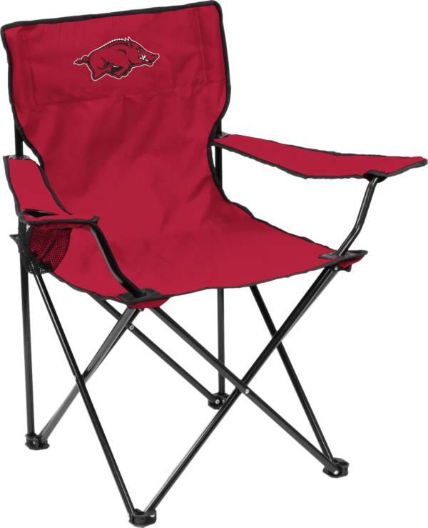 Arkansas Razorbacks Team-Colored Canvas Chair product image