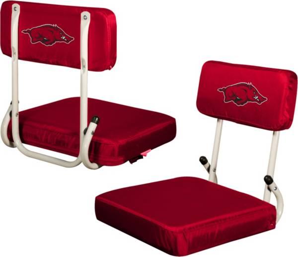 Arkansas Razorbacks Hard Back Stadium Seat product image