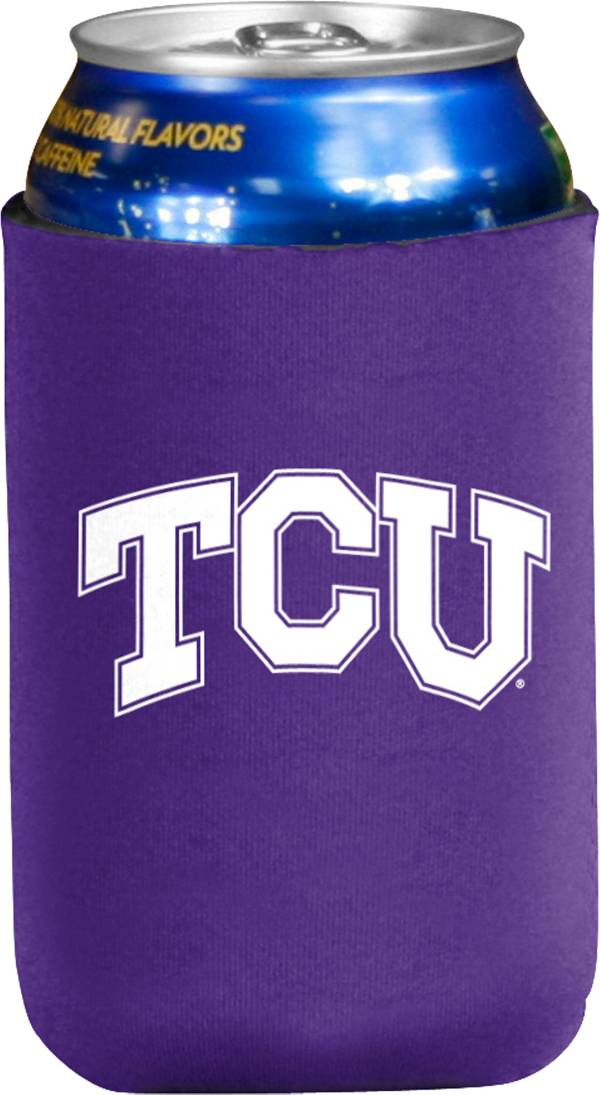 TCU Horned Frogs Flat Koozie product image