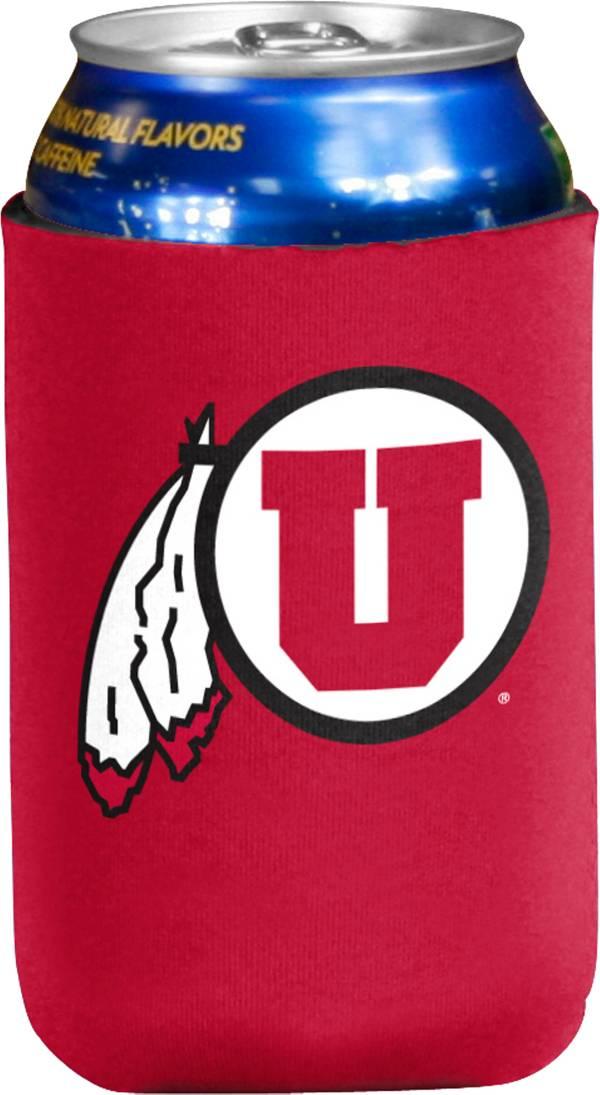 Utah Utes Flat Koozie product image