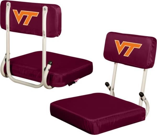 Virginia Tech Hokies Hard Back Stadium Seat product image