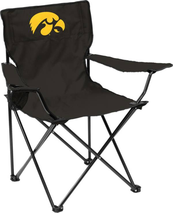 Iowa Hawkeyes Team-Colored Canvas Chair product image