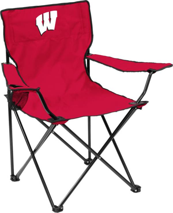 Wisconsin Badgers Team-Colored Canvas Chair product image
