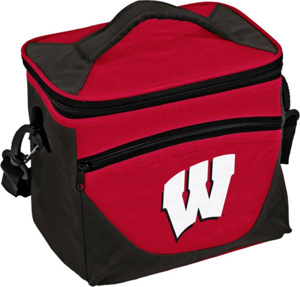Wisconsin Badgers Halftime Lunch Box Cooler product image