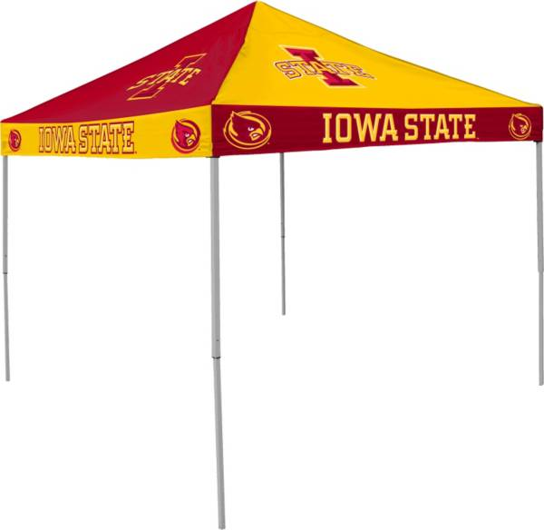 Iowa State Cyclones Checkerboard Tent product image