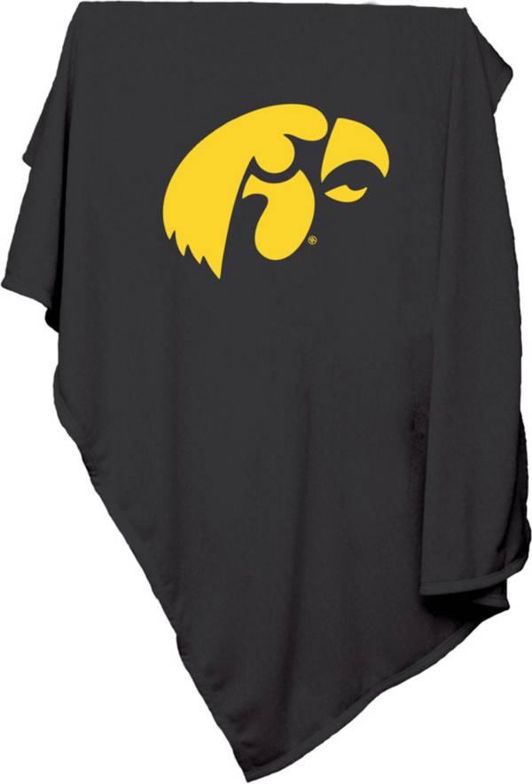 IA State 54'' x 84'' Blanket Sweatshirt Throw product image