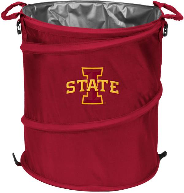Iowa State Cyclones Trash Can Cooler product image