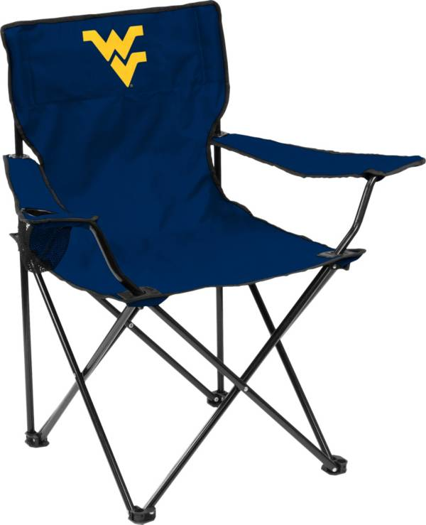 West Virginia Mountaineers Team-Colored Canvas Chair product image