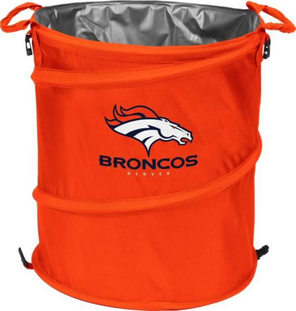 Denver Broncos Trash Can Cooler product image