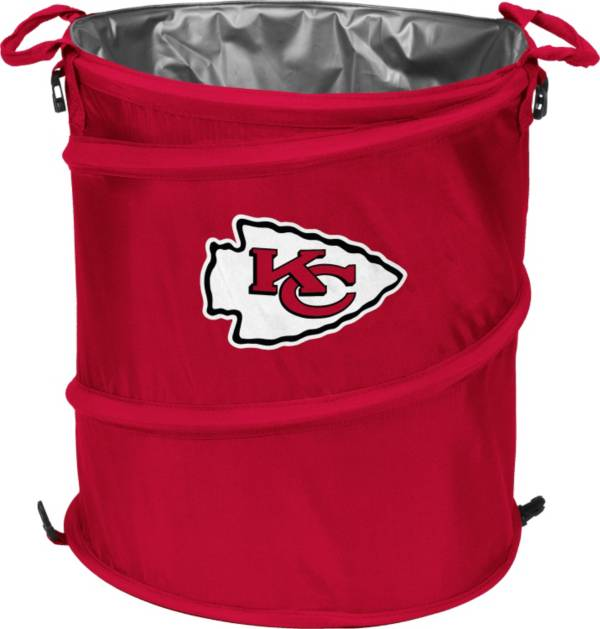 Kansas City Chiefs Trash Can Cooler product image