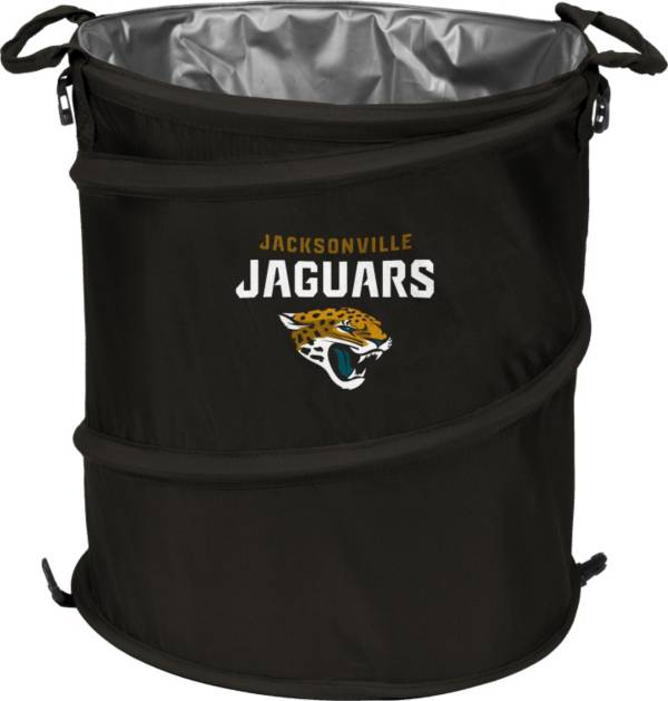 Jacksonville Jaguars Trash Can Cooler product image