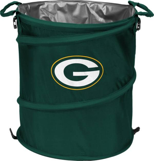 Green Bay Packers Trash Can Cooler product image
