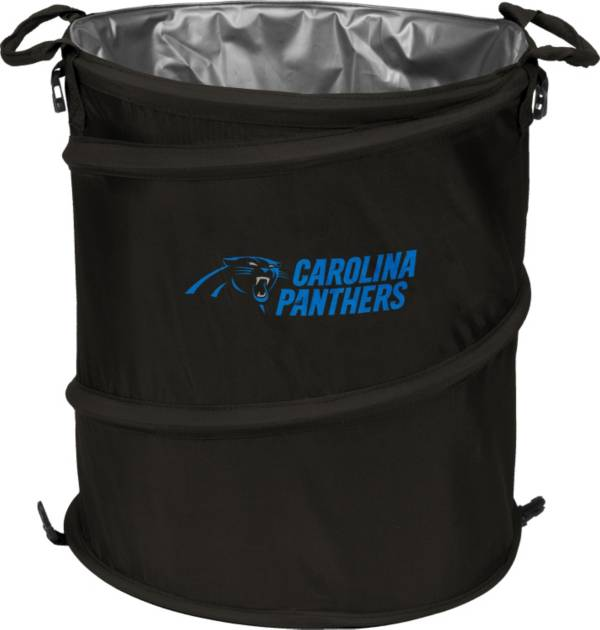 Carolina Panthers Trash Can Cooler product image