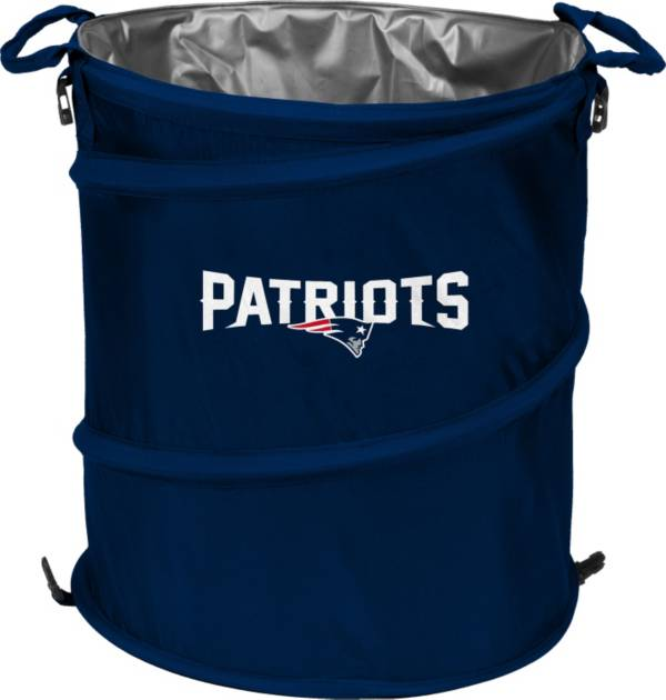 New England Patriots Trash Can Cooler product image