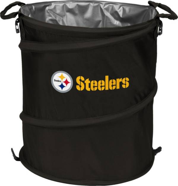 Pittsburgh Steelers Trash Can Cooler product image