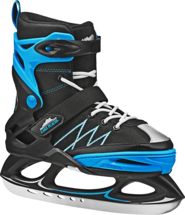 Lake Placid Boys' Monarch Adjustable Ice Skates product image
