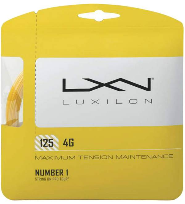 Luxilon 4G Racquet String product image