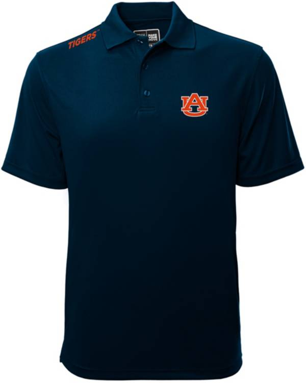 Levelwear Men's Auburn Tigers Blue Helium Polo product image