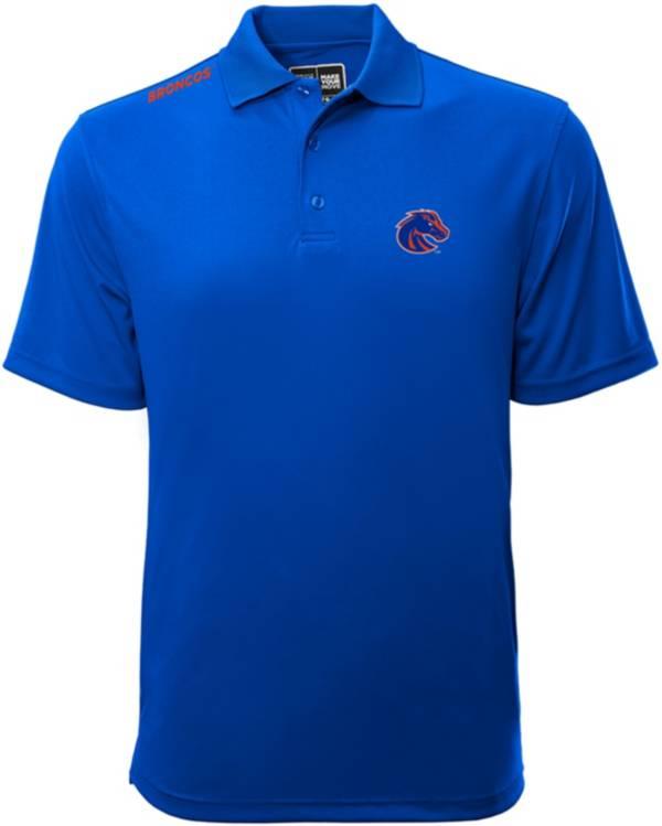 Levelwear Men's Boise State Broncos Blue Helium Polo product image