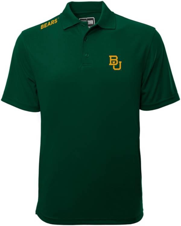 Levelwear Men's Baylor Bears Green Helium Polo product image