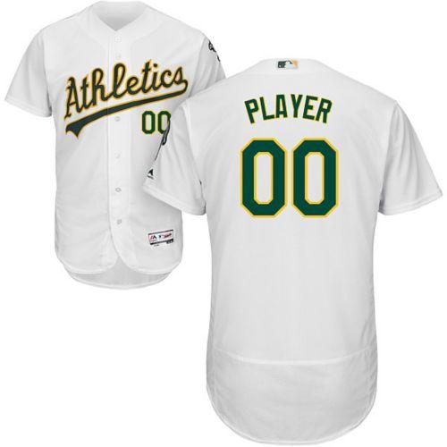 23c38c33e07 Majestic Men s Full Roster Authentic Oakland Athletics Flex Base ...