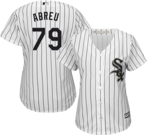 a4b1b50a4 Majestic Women s Replica Chicago White Sox Jose Abreu  79 Cool Base Home White  Jersey. noImageFound. Previous