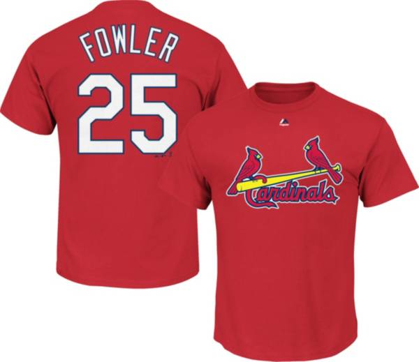 Majestic Youth St. Louis Cardinals Dexter Fowler #25 Red T-Shirt product image