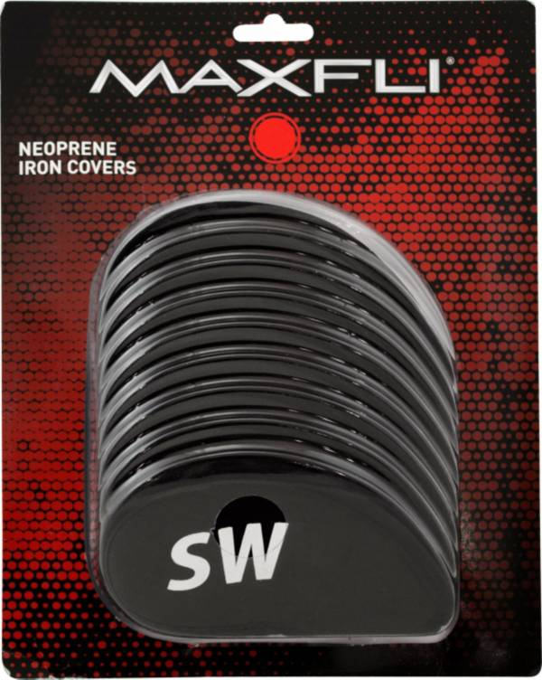 Maxfli Neoprene Iron Covers - 9 Pack product image