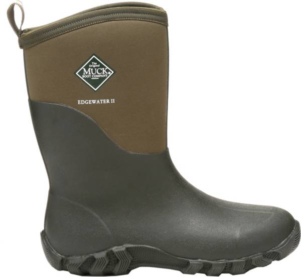 Muck Boots Men's Edgewater II Mid Insulated Rubber Boots product image