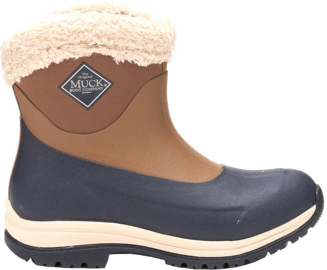 c4aceb09358 Muck Boots Women's Arctic Apres Slip-On Winter Boots