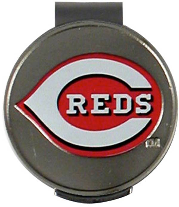 McArthur Sports Cincinnati Reds Hat Clip and Ball Marker product image