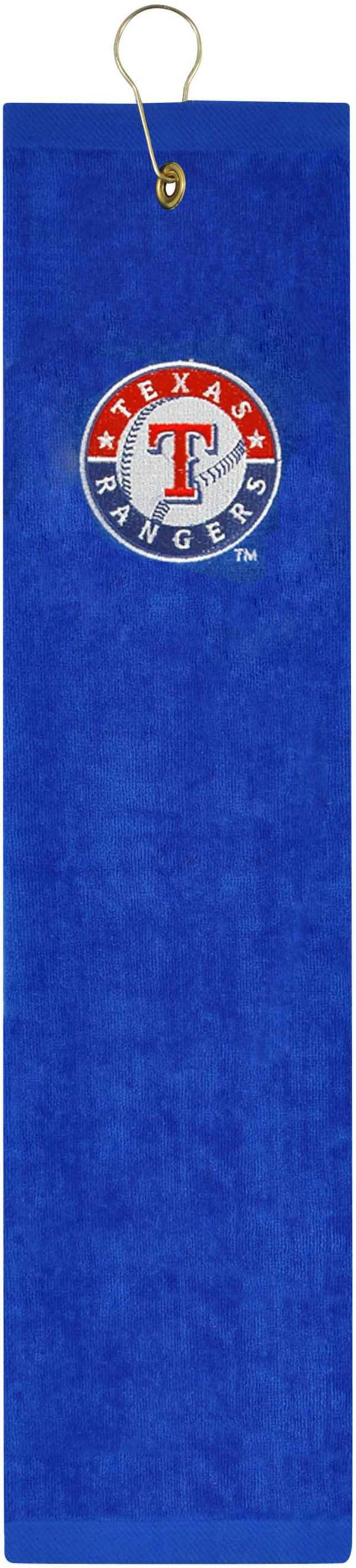 McArthur Sports New York Rangers Embroidered Tri-Fold Towel product image