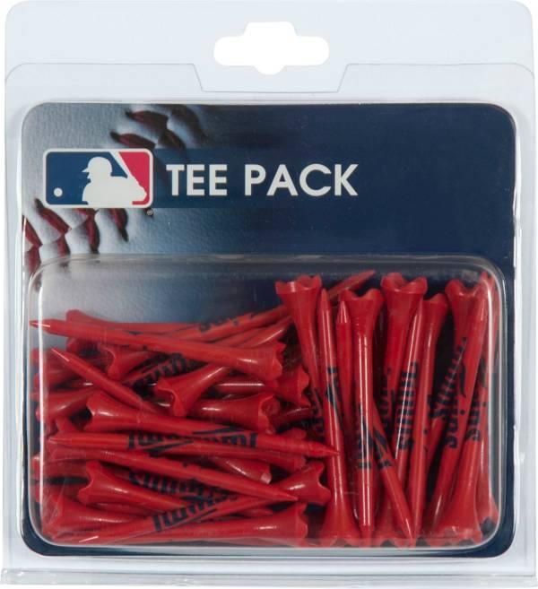 "McArthur Sports Minnesota Twins 2.75"" Golf Tees - 50 Pack product image"