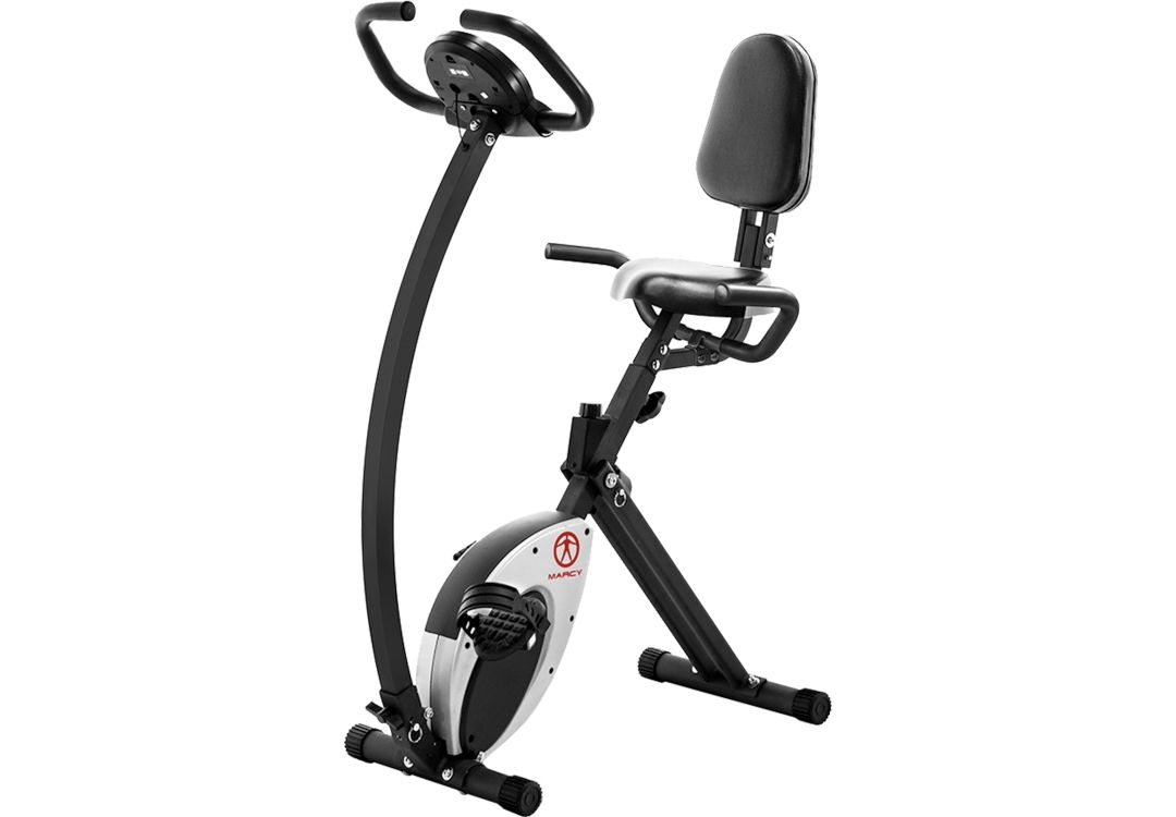 0d380b1969a Marcy Upright Foldable Exercise Bike. noImageFound. Previous. 1