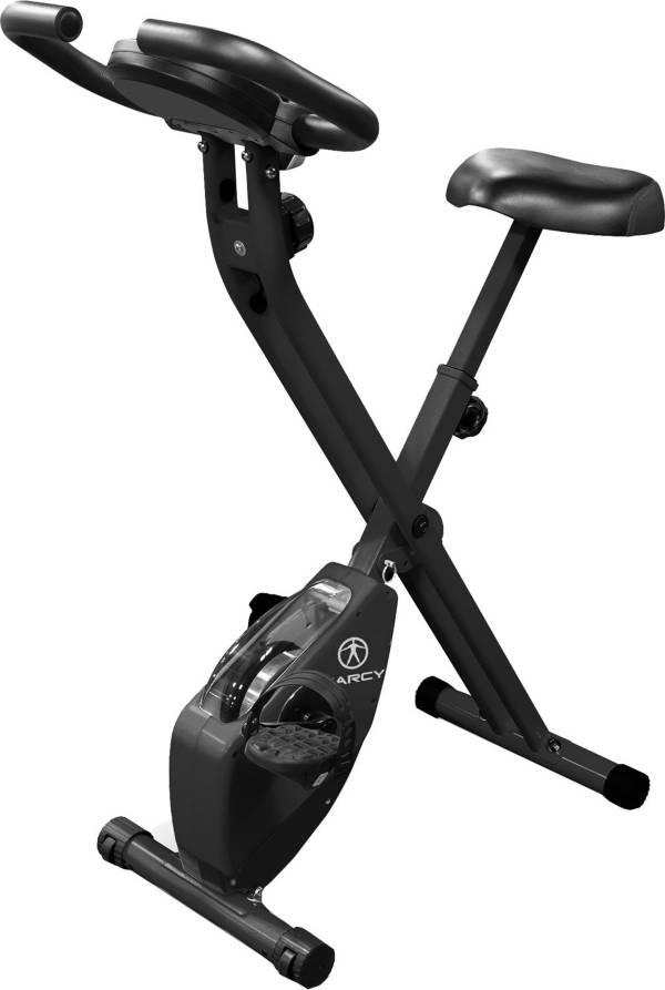 Marcy NS-654 Foldable Upright Exercise Bike product image