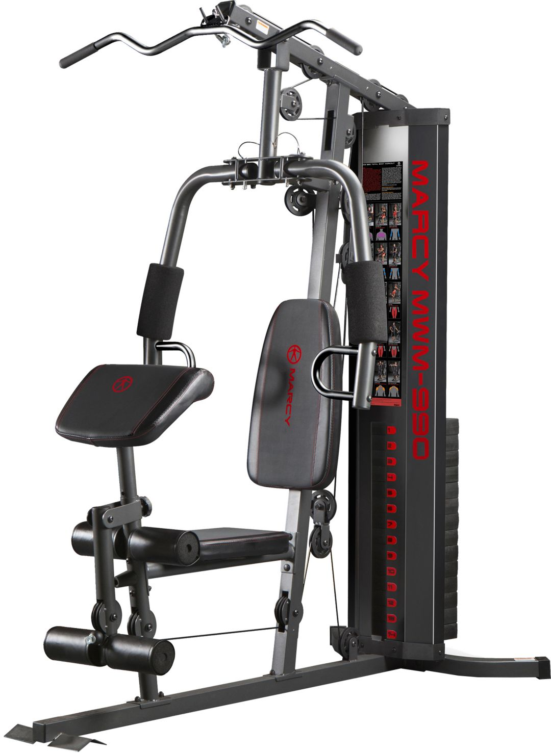 8972b5d7fc5c0 Marcy 150lb Stack Home Gym | DICK'S Sporting Goods