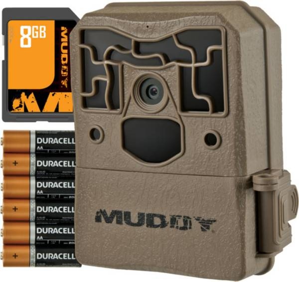 Muddy Pro-Cam 10 Trail Camera with SD Card and Batteries – 10MP product image