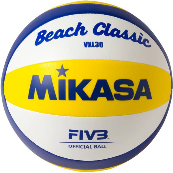 Mikasa VLX30 Olympic Replica Beach Volleyball product image