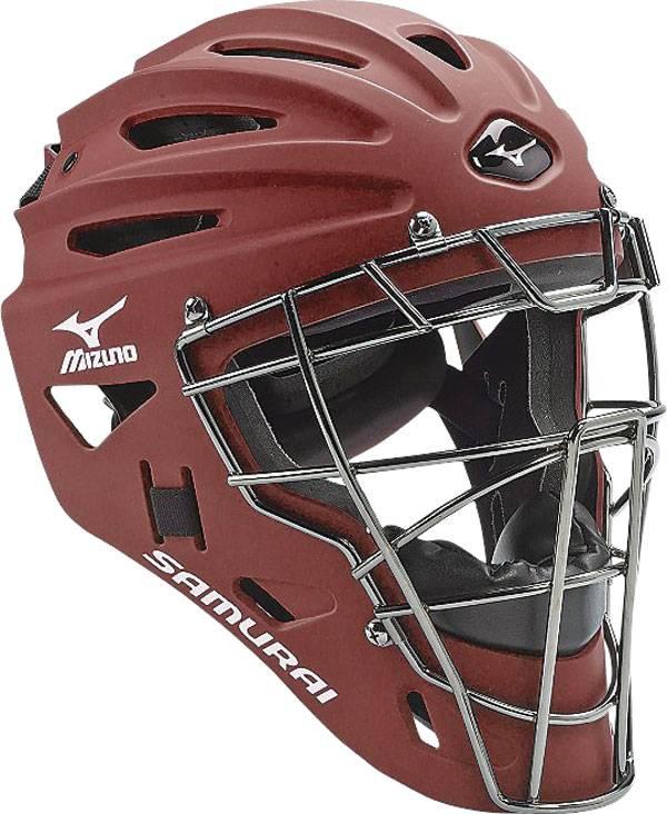 Mizuno Adult Samurai G4 Catcher's Helmet product image