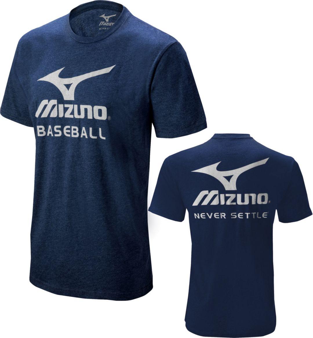 4a07f5738 Mizuno Men's Never Settle T-Shirt | DICK'S Sporting Goods