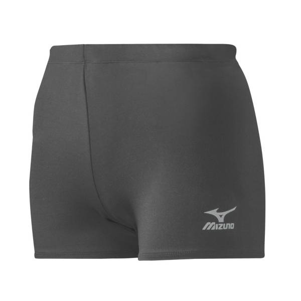 "Mizuno Core Flat Front Vortex Hybrid 3.5"" Volleyball Shorts product image"